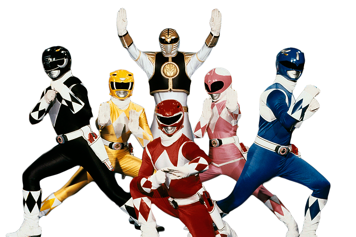Power Rangers PNG Transparent Power Rangers.PNG Images.