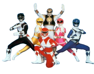 Power Rangers PNG Transparent Images.