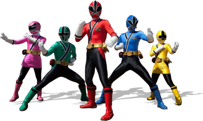 Download Power Rangers Clipart HQ PNG Image.