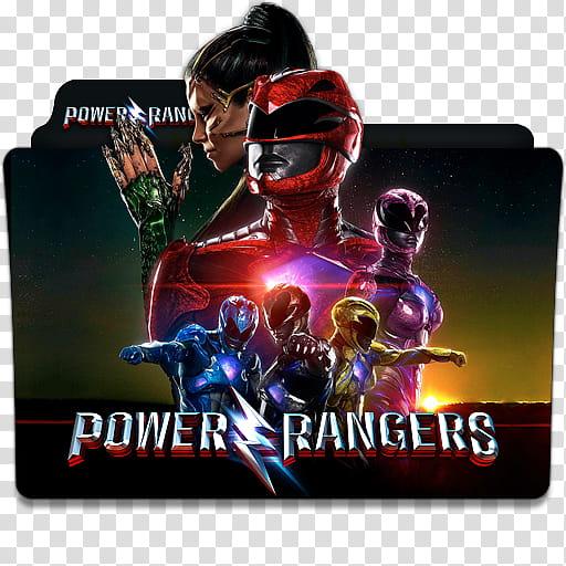 Power Rangers Folder Icon , Power Rangers v logo transparent.