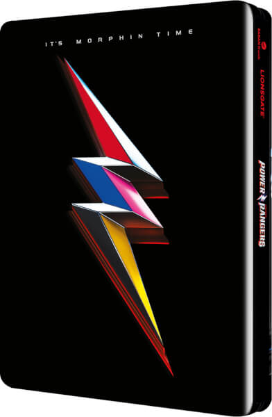 Power Rangers (2017) (Zavvi Exclusive) (Blu.