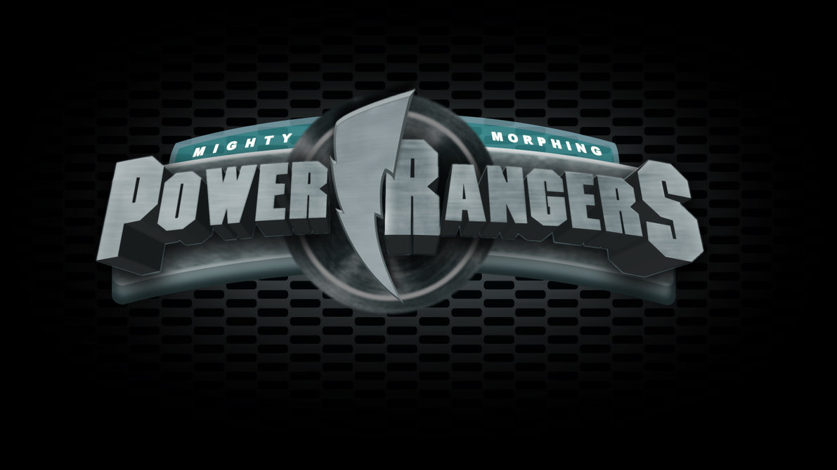 Power rangers movie Logos.