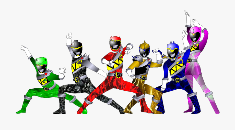 Power Rangers Dino Charge Png #1797900.