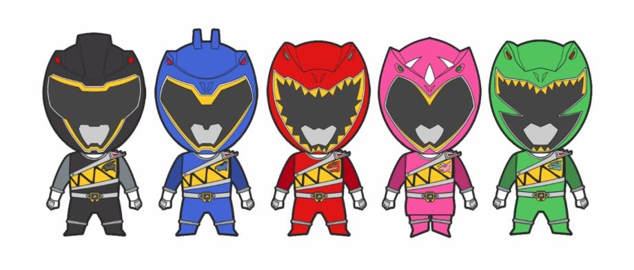 Power Rangers Dino Charge.
