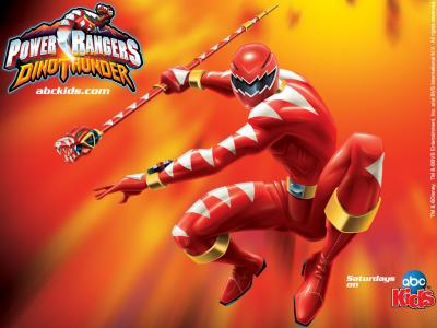 Power rangers dino thunder clipart.