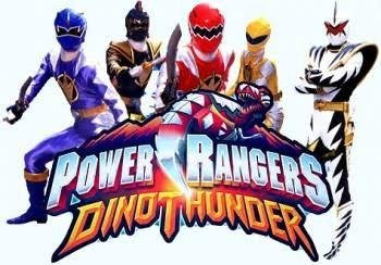 Power Rangers Dino Thunder\
