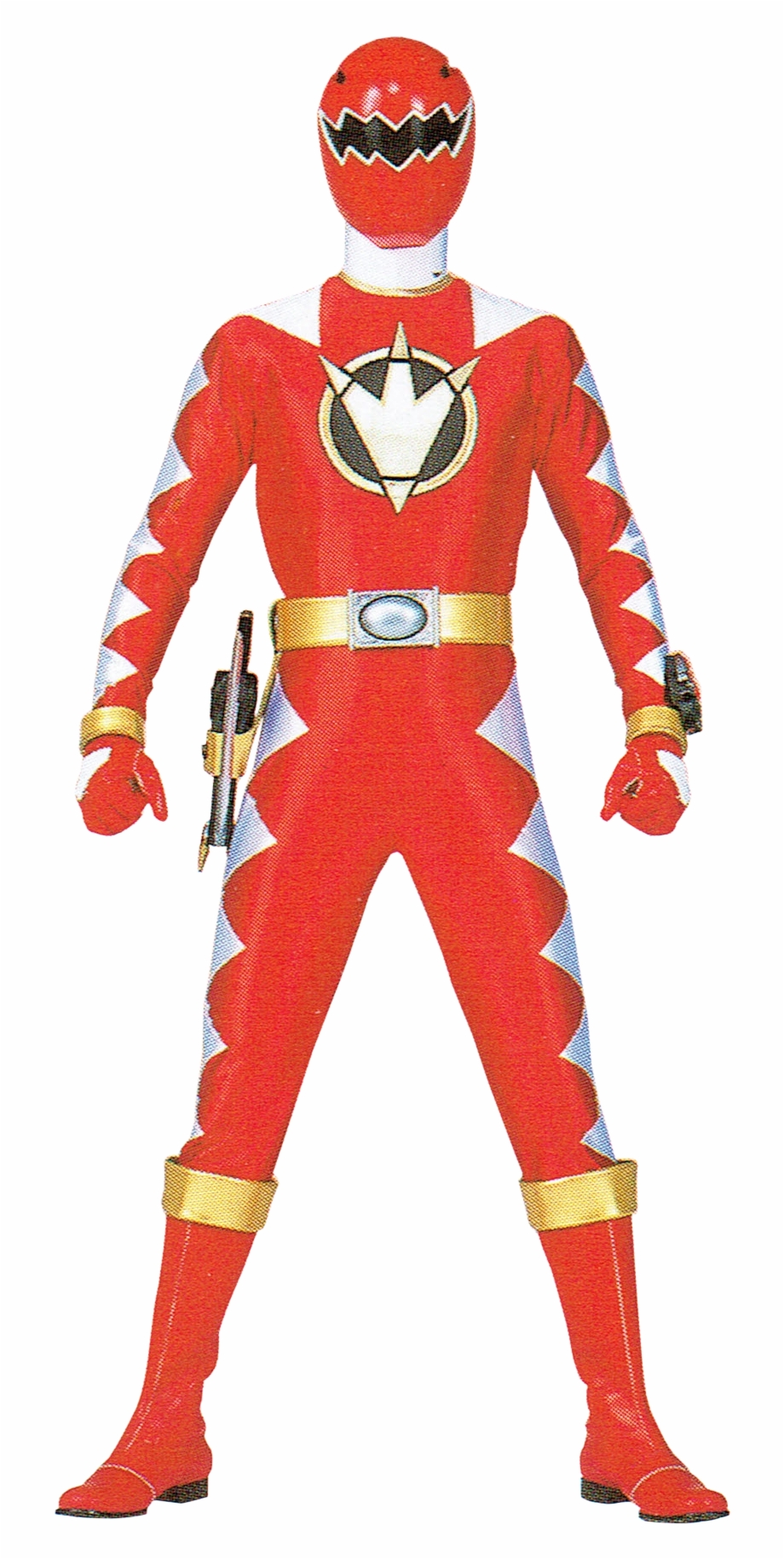 Power Rangers Dino Thunder Red , Png Download.