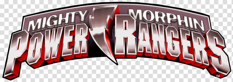 MM Power Rangers logo v For next fanfictions transparent.