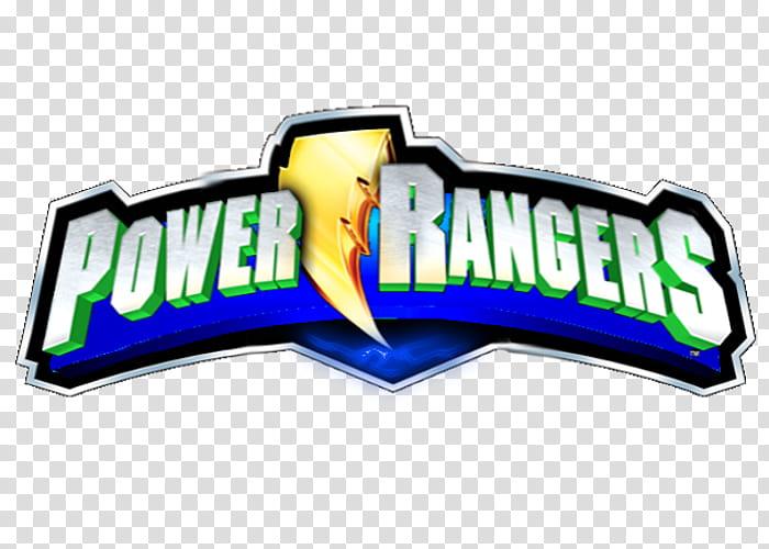 Custom Power Rangers logo I made transparent background PNG.