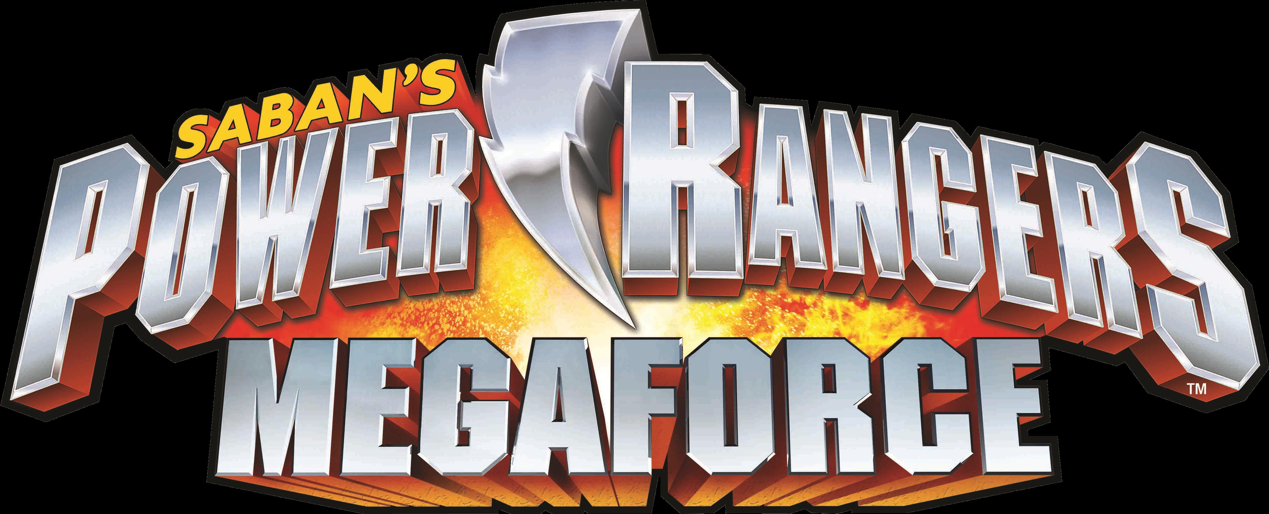 Megaforce Logo Power Rangers Megaforce Logo.