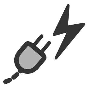 Free Clipart of Power.