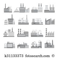 Power substation Clip Art EPS Images. 164 power substation clipart.