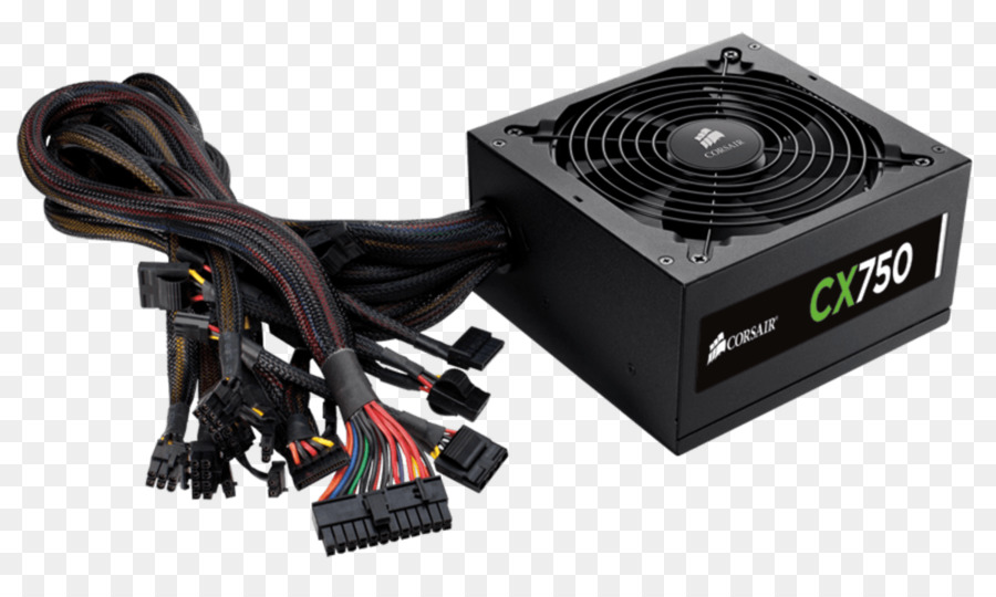 Download Free png Power supply unit 80 Plus Corsair.