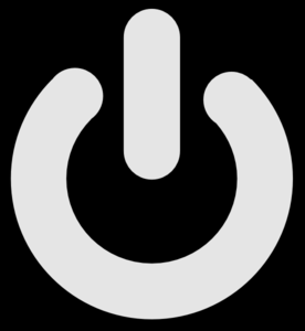 Power Switch Clip art.