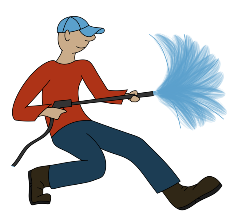 Download Free png power washing clipart.