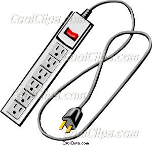 Power bar Vector Clip art.