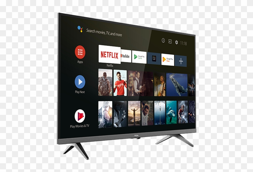 32\'\' Hd Hdr Tv Powered By Android Tv.