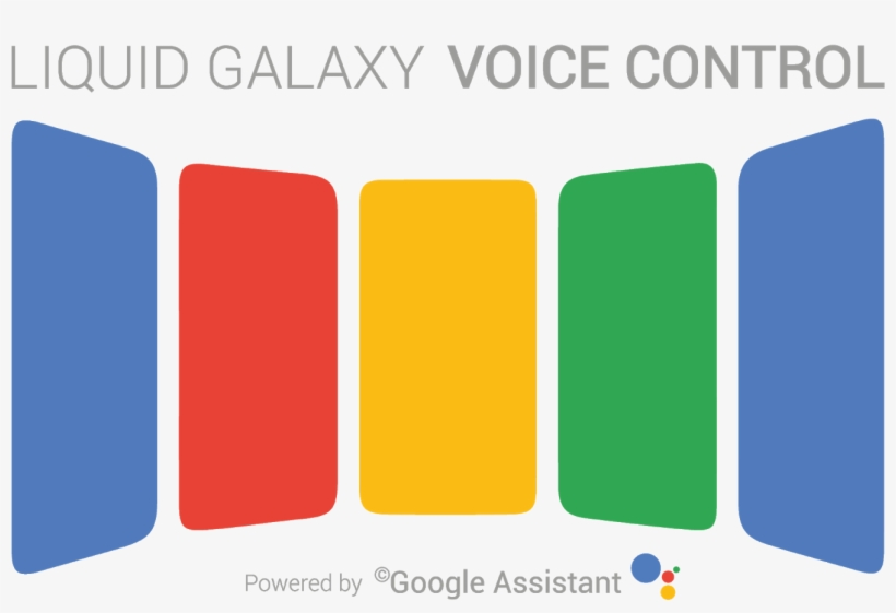 Liquid Galaxy Voice Control Powered By Google Assistant.