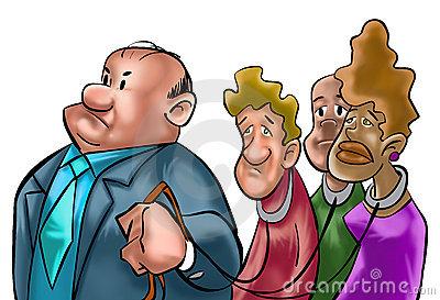 Monopoly Man Stock Illustrations.