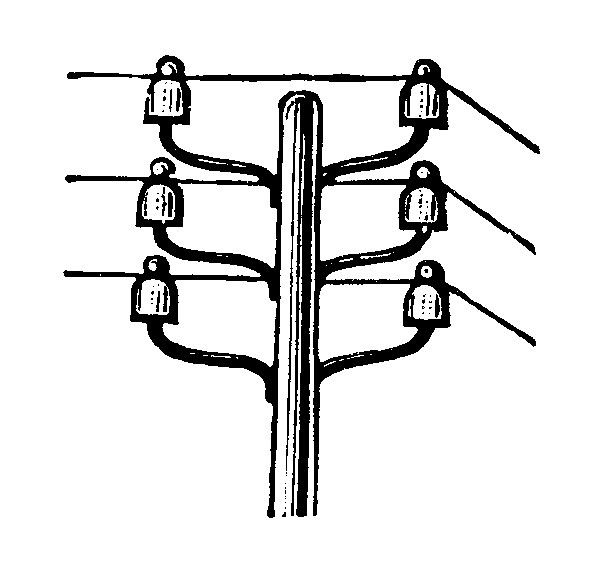 Power Lines Clip Art.