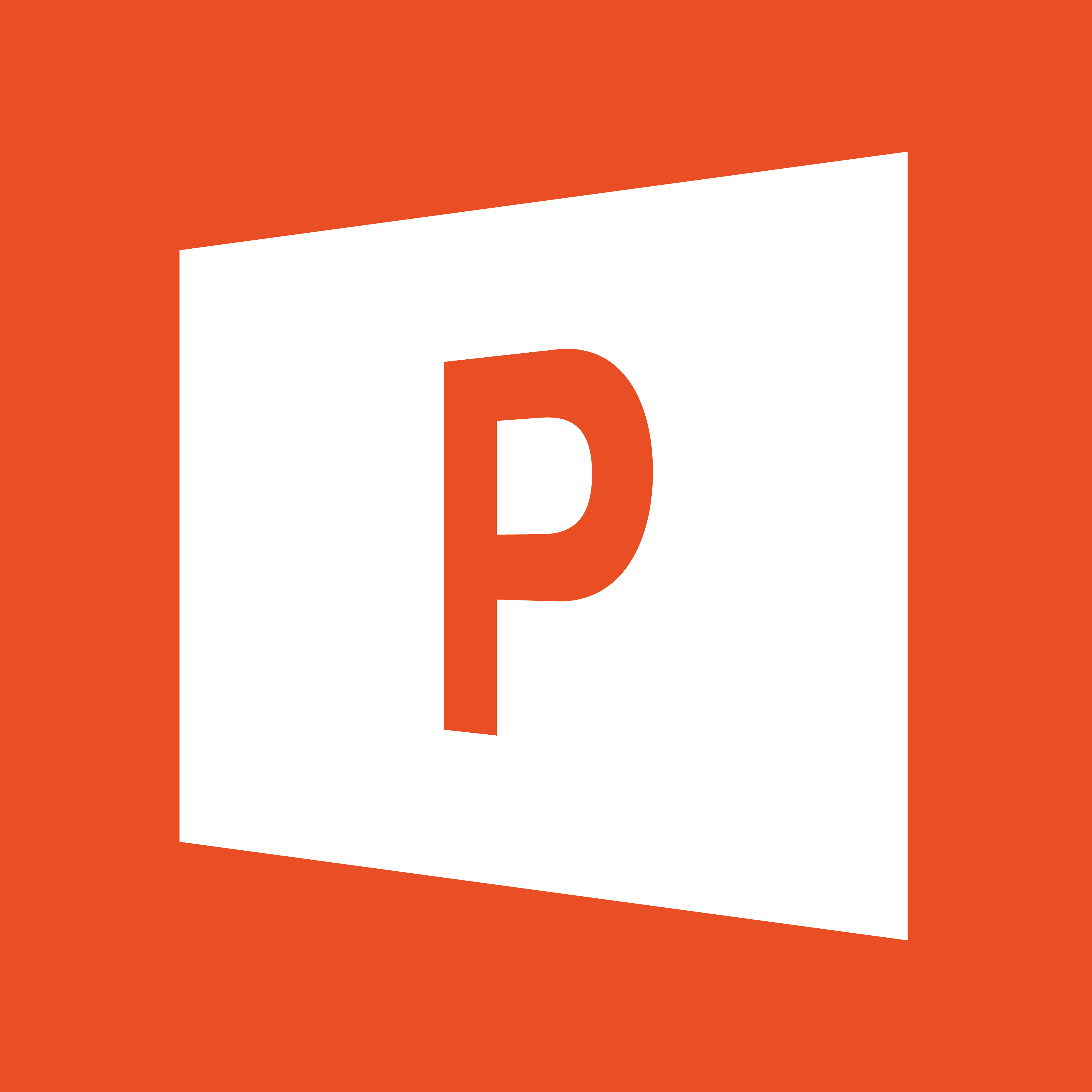 Microsoft Office PowerPoint icon #43946.