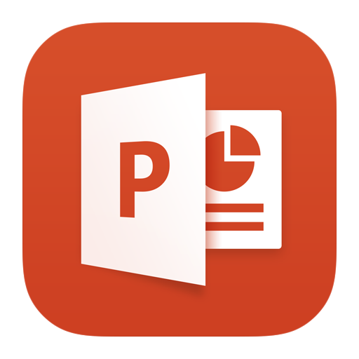 Powerpoint 2013 Icon image #43933.