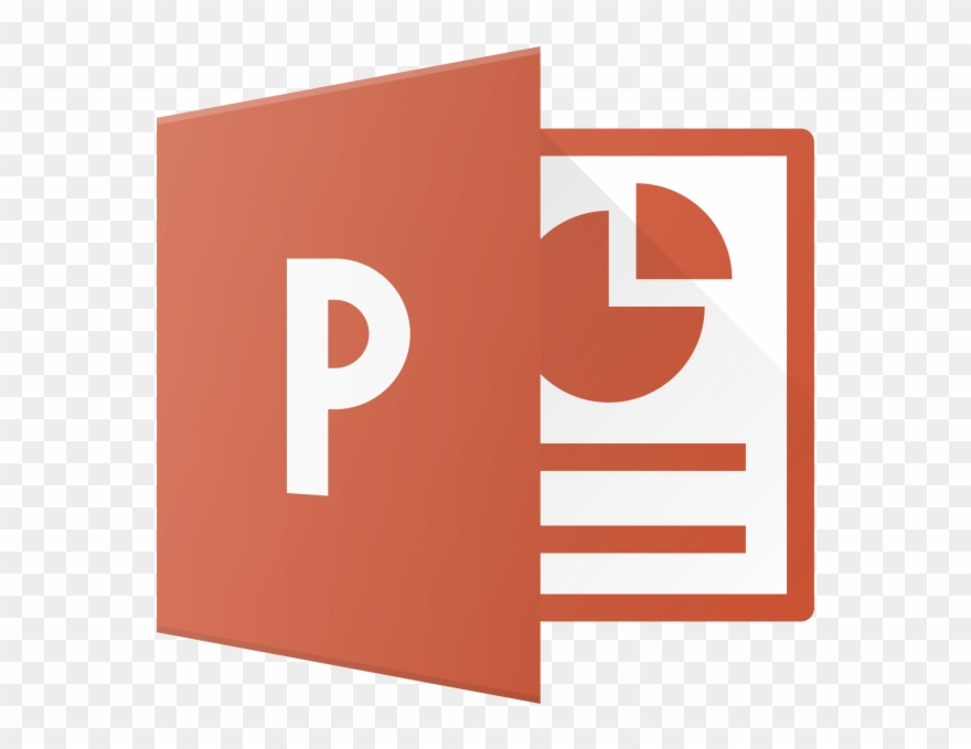 Power Point Png Icon Transparent Background.
