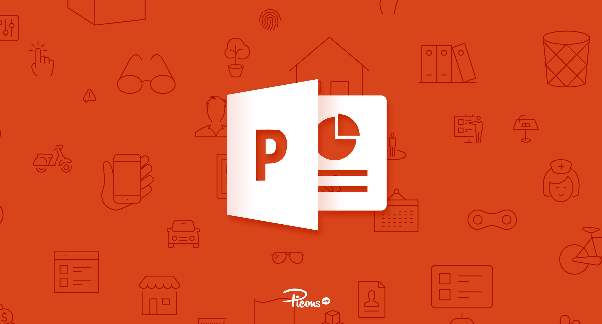 How to Use Vector Icons (Objects) in Microsoft PowerPoint.