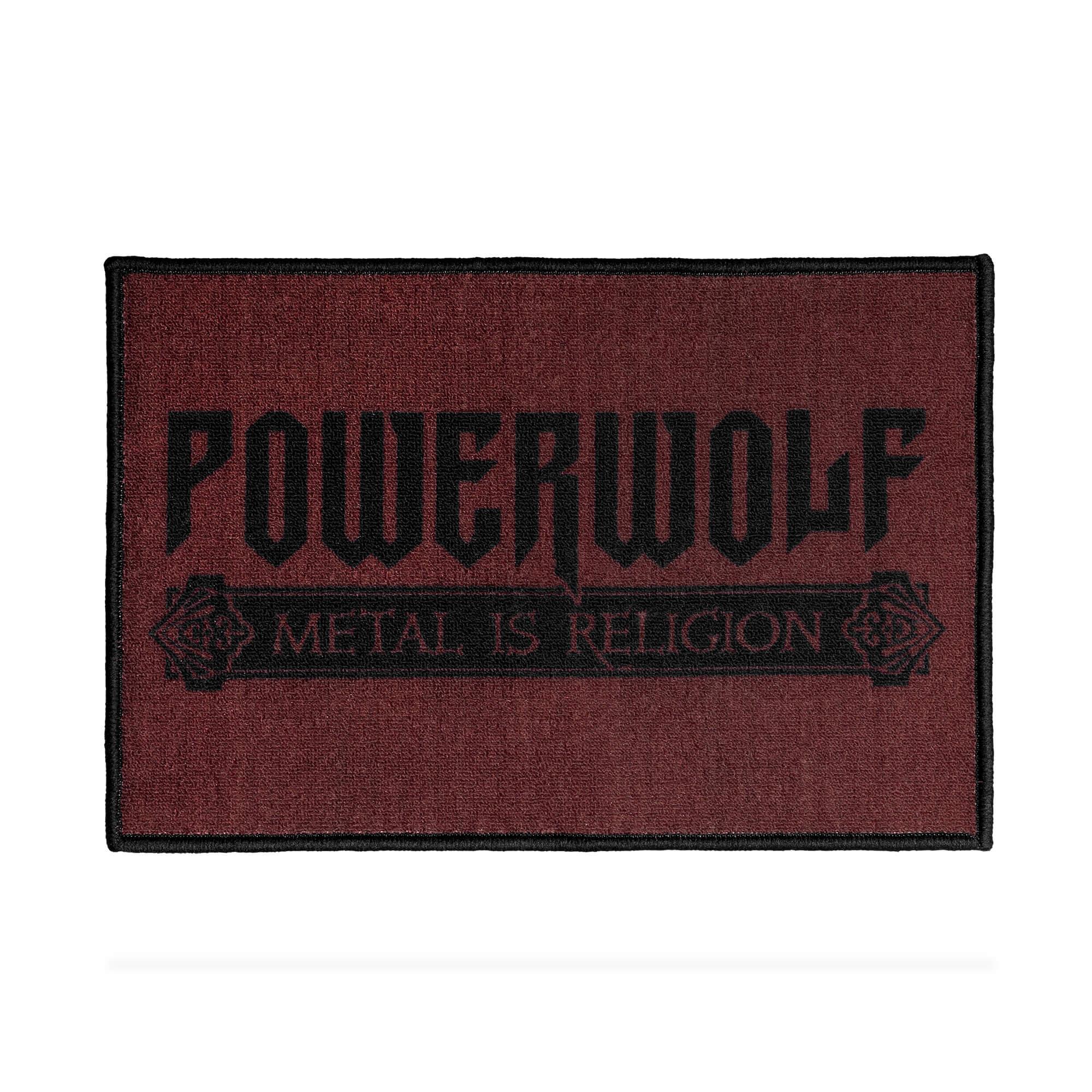 official POWERWOLF shop.