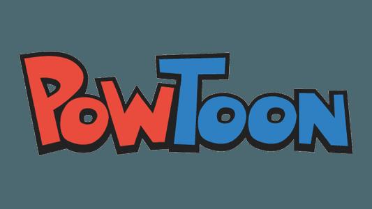 PowToon Logo.