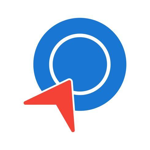 Pay Per Click Icon Design.