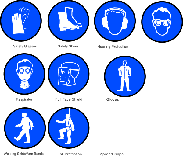 Safety Ppe Clipart.