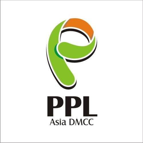 Logo design for PPL Asia DMCC.