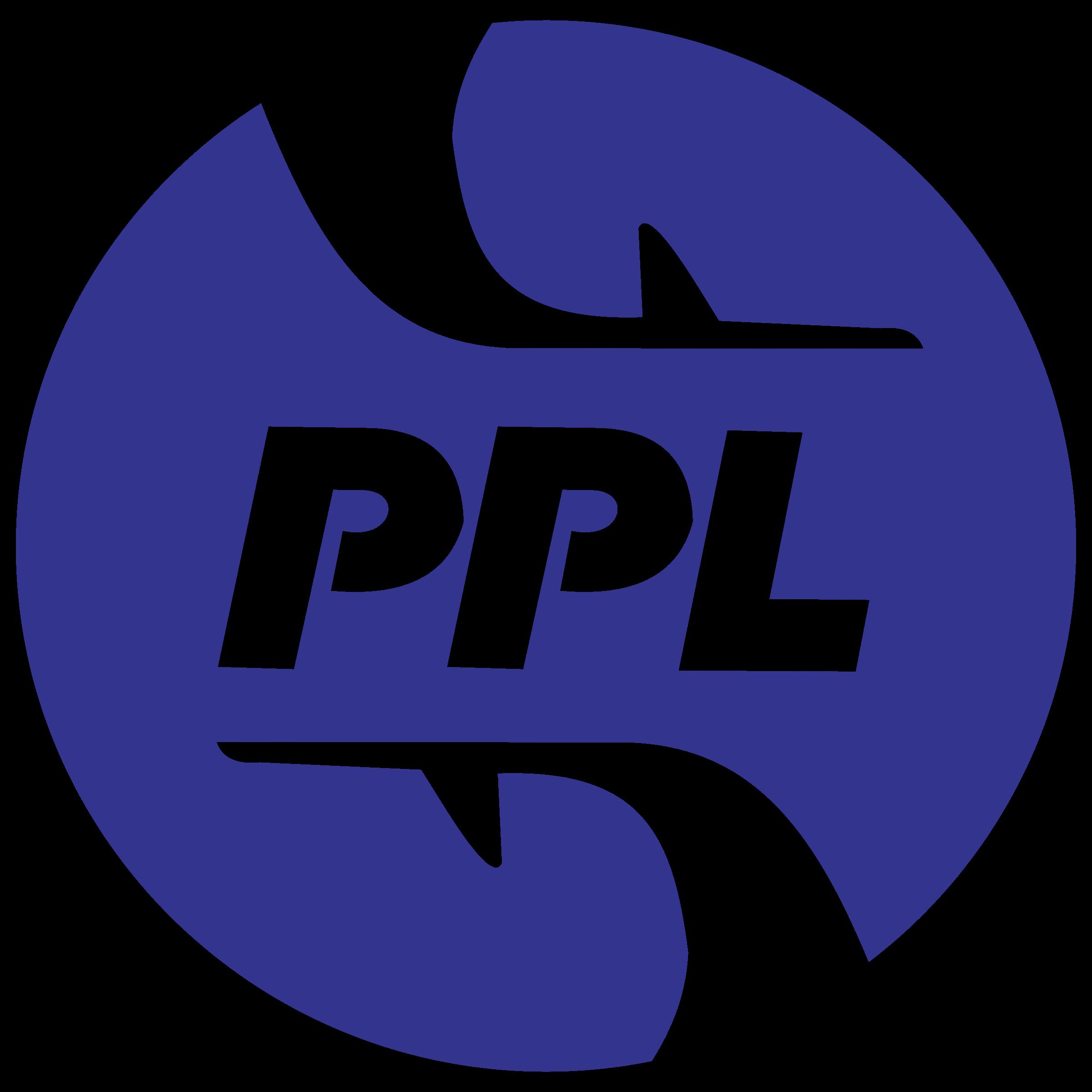 PPL Logo PNG Transparent & SVG Vector.
