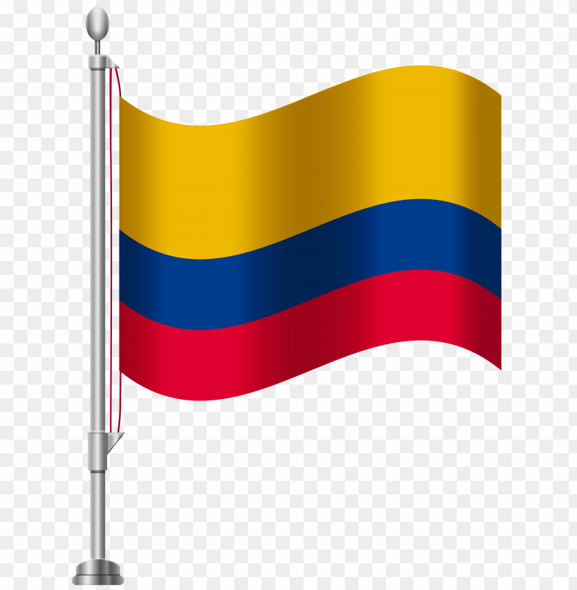 Download colombia flag clipart png photo.