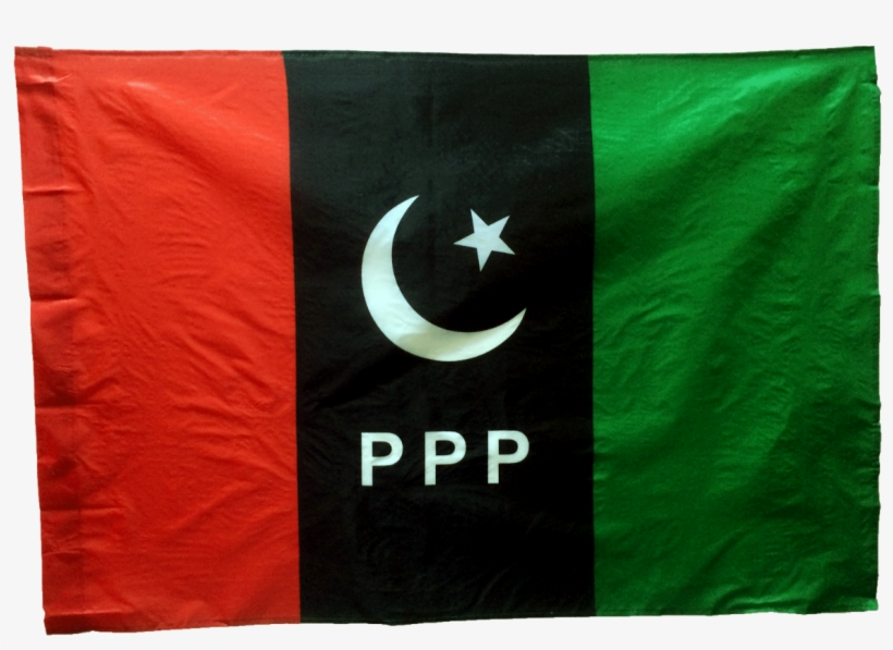 Ppp Flag 3 Sizes Chinese Fabric.