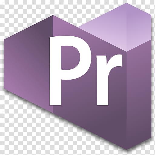 CS Box Set Apps , Pr icon transparent background PNG clipart.