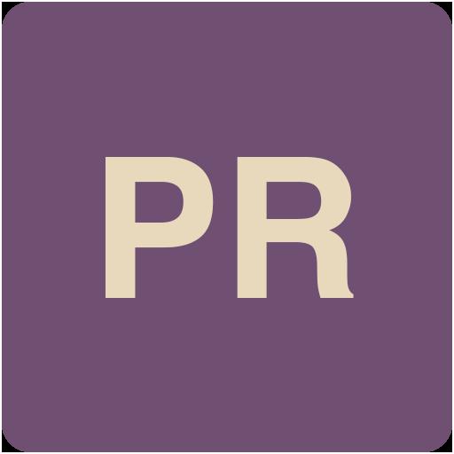 PR Icon.