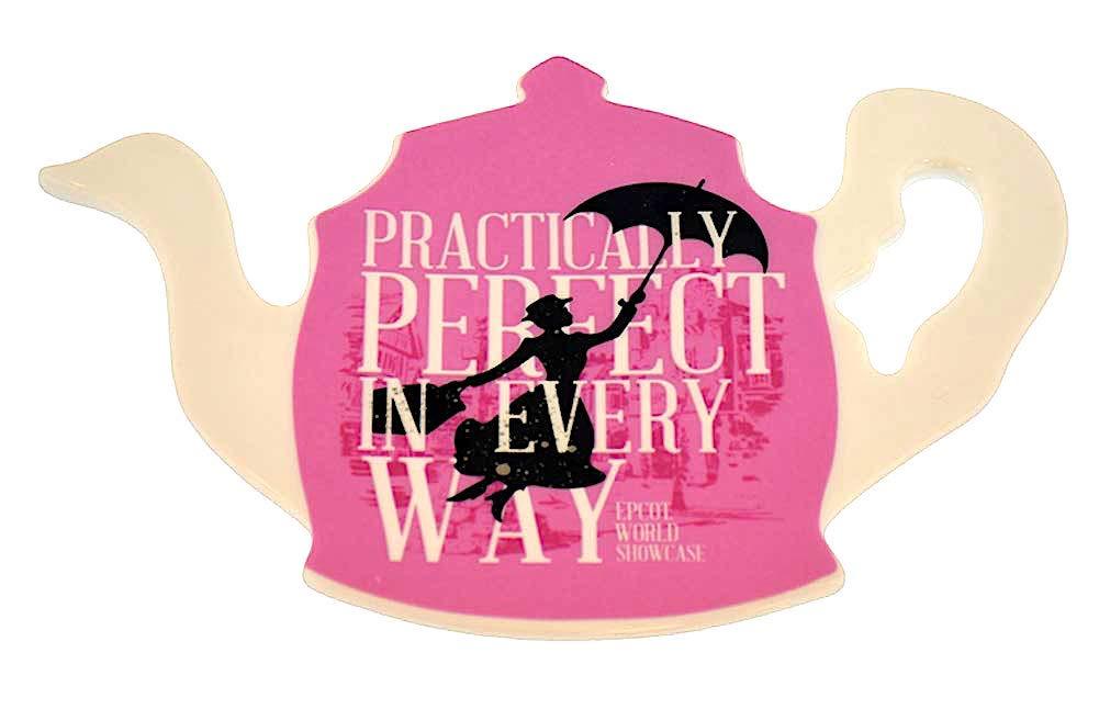Amazon.com: Disney Mary Poppins Practically Perfect Teapot.