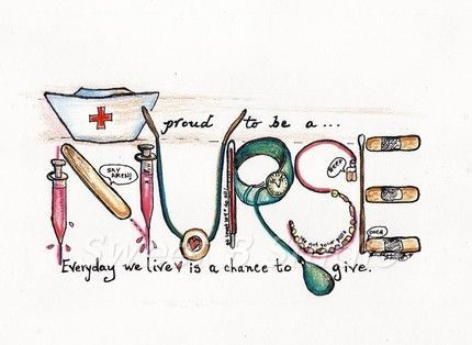 Funny Nurse Clip Art.