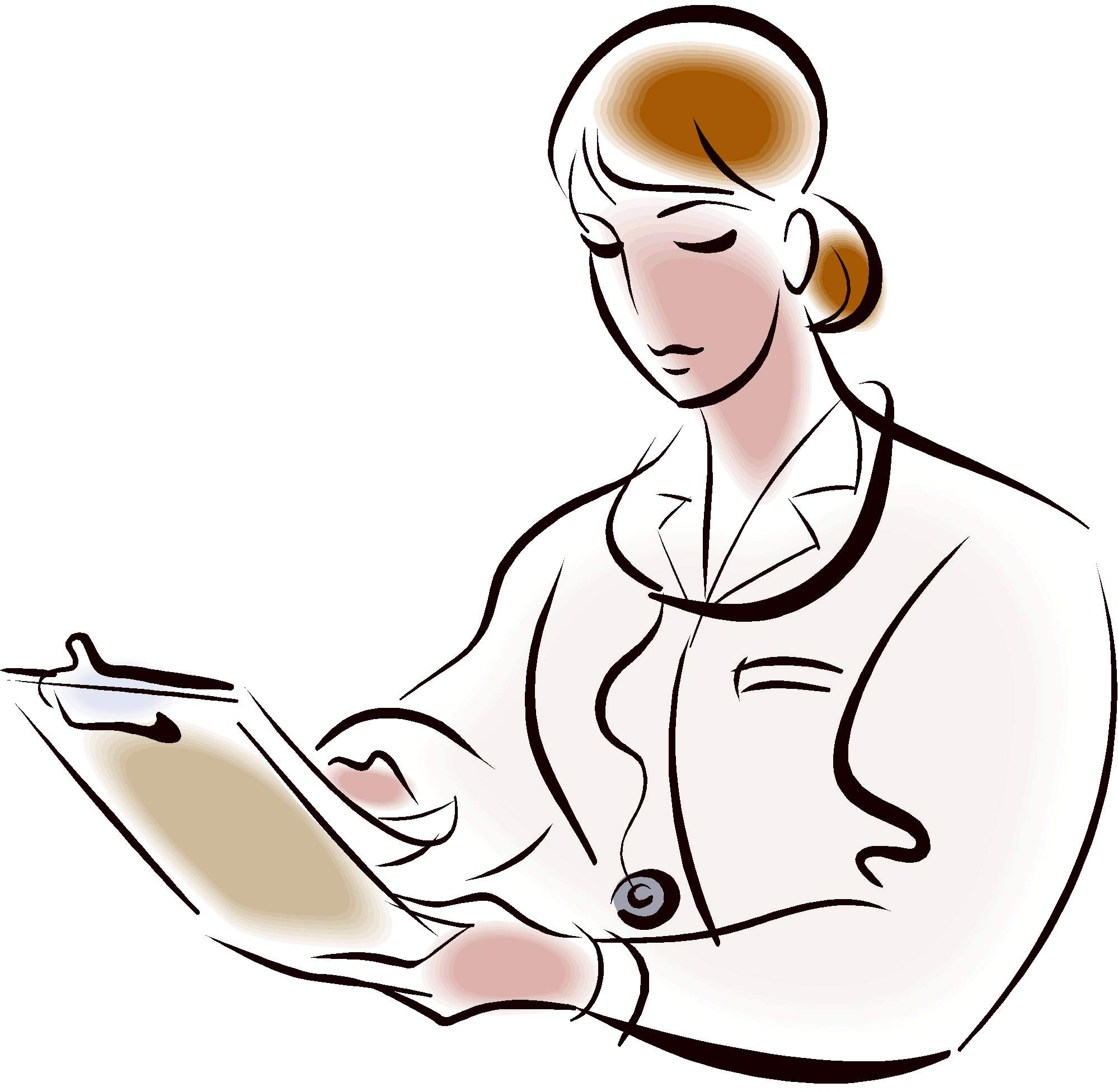 Showing post & media for Cartoon nurse practitioner.