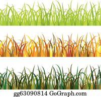 Prairie Grass Clip Art.