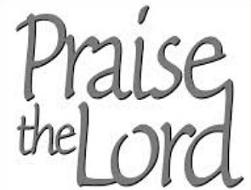 Free Praise the Lord Clipart.