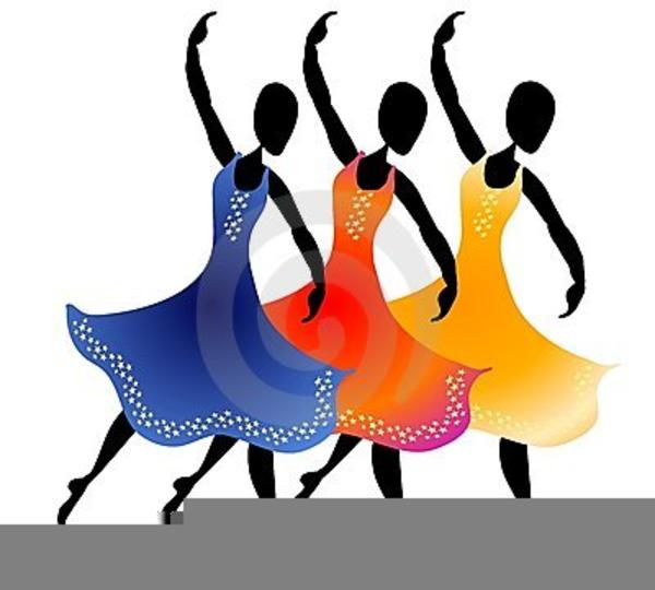 Free Praise Dance Clipart.