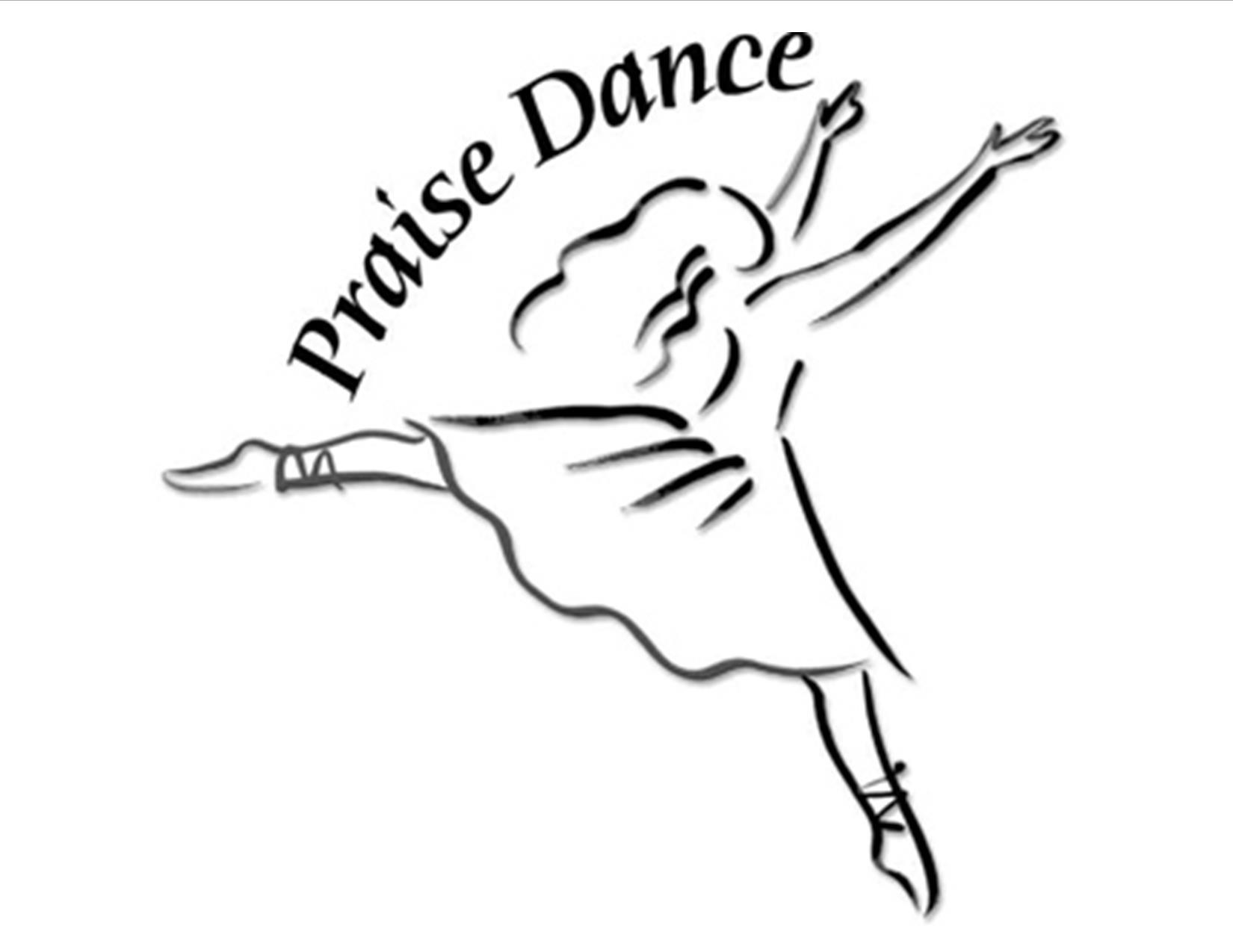 Dance Worship Cliparts.