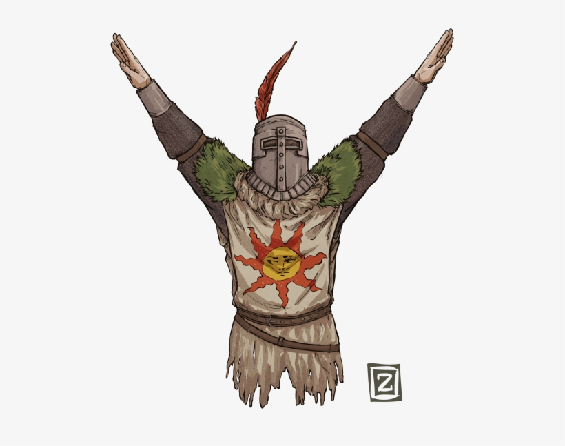 Solaire Of Astora Praise The Sun, Text Posts, Bloodborne.