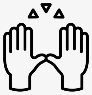 Praise Hands PNG Images.