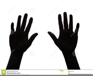 Clipart Praising Hands.