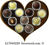 Pralines Clipart and Illustration. 143 pralines clip art vector.