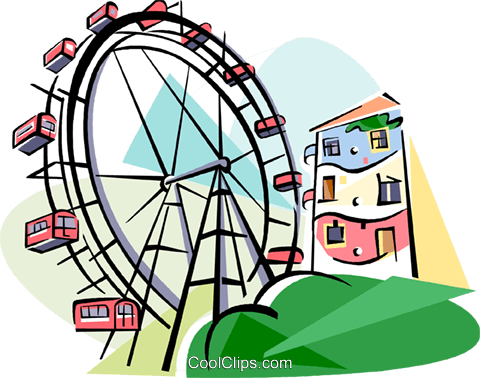 Ferris Wheel Clipart  Clipart Suggest